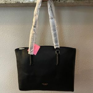 Kate Spade Abbott large tote and meridith combo